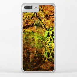 Domaine Howard Clear iPhone Case