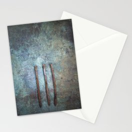 Three Nails Stationery Cards