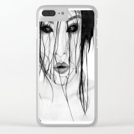 Evil Within Clear iPhone Case
