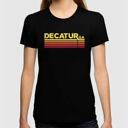 Decatur Where it's Greater T-shirt