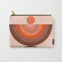 Abstraction_SUN_Rainbow_Minimalism_002 Carry-All Pouch
