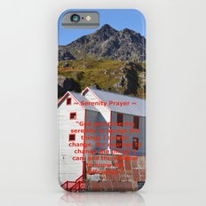 Serenity Prayer - I Slim Case iPhone 6s