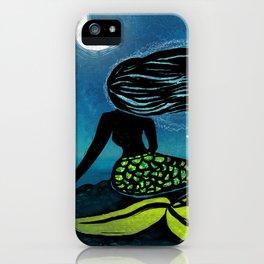 Mermaid Song iPhone Case
