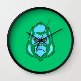 Killer Instincts Wall Clock