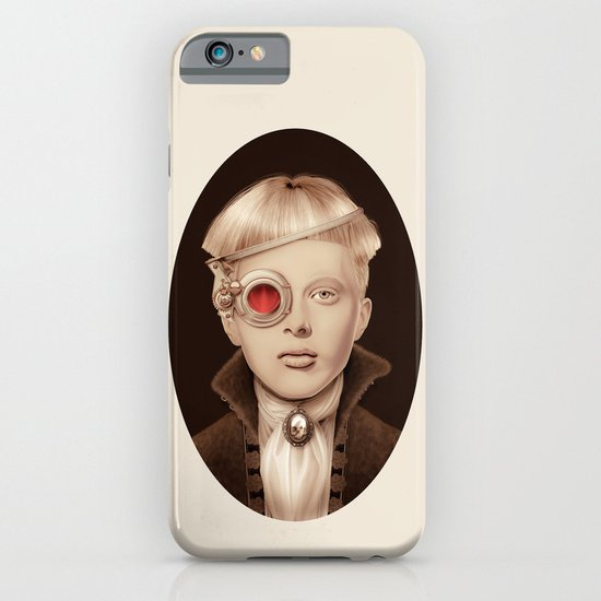 """Steampunk"" iPhone & iPod Case"