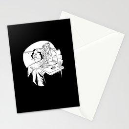 Spotlight on Mike Stationery Cards