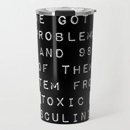 Toxic! Travel Mug