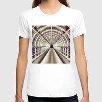 bridge T-shirts featuring Bridge by BarWy