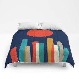 World's Edge Comforters