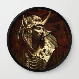 First peoples Power Wall Clock