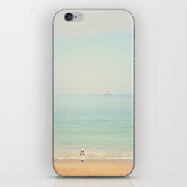 Dreaming with Pirates iPhone Skin