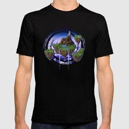 Floating Kingdom of ZEAL - Chrono Trigger T-shirt