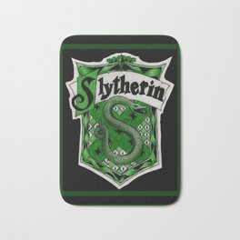 slytherin Bath Mat