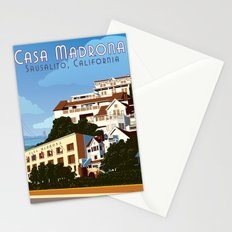 Casa Madrona Stationery Cards