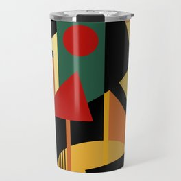 THE GEOMETRIST Travel Mug