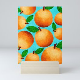 Orange You Happy? Mini Art Print