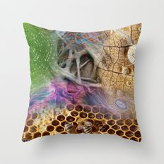 Nature Calls Throw Pillow