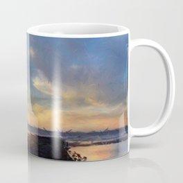 Evening by the sea Coffee Mug