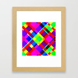 Vibrancy I Framed Art Print