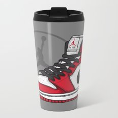 Jordan 1 OG (Chicago) Metal Travel Mug