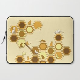 Queen of the Catacombs Laptop Sleeve