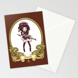 Courage (Meido Series) Stationery Cards