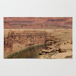 Colorado_River - Marble_Canyon II, Arizona Rug