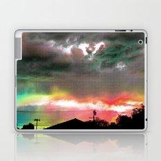 Sky Of Too Many Colors Laptop & iPad Skin