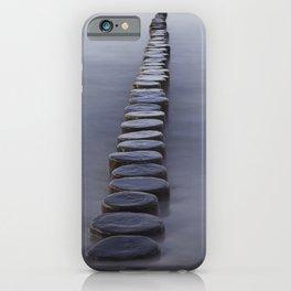 Groyne iPhone Case