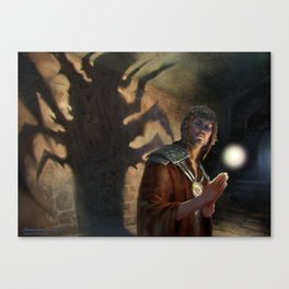MTG False Prophet Canvas Print