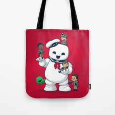 Puft Buddies Tote Bag