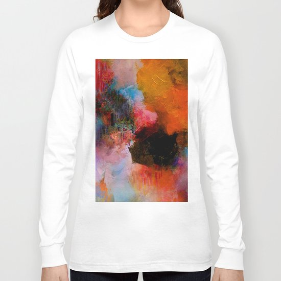 Somewhere in yourself Long Sleeve T-shirt