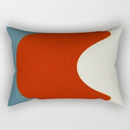 Kin (Sun) Rectangular Pillow