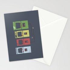 Arcade Machines Stationery Cards