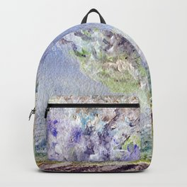 Fury Tsunami by Maureen Donovan Backpack