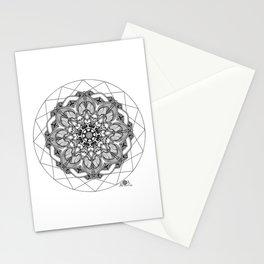 Anatomandala III Stationery Cards