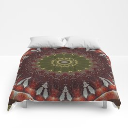 Better than Yours Colormix Mandala 6 Comforters