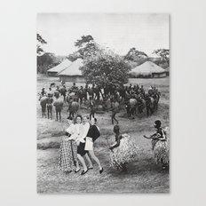 Jambo's Mambo Canvas Print