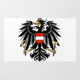 Austrian Coat of Arms Rug