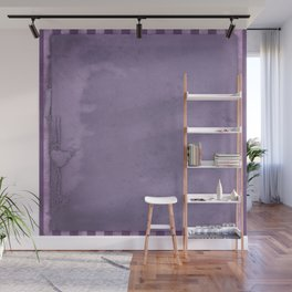 Violets are blue xxx Wall Mural