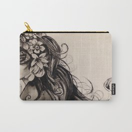 Doubtful Beauty Carry-All Pouch