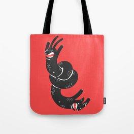 Bunnycat Tote Bag