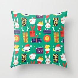 xmas gifts Throw Pillow