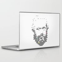 marx Laptop & iPad Skins featuring Marx in Dots by The Sound of Applause