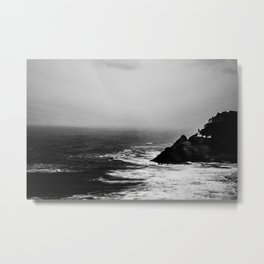 A Dark and Stormy Night Metal Print