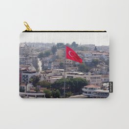 Flag of Turkey Carry-All Pouch