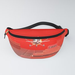 Squared: Landing Zone Fanny Pack