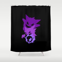 THE TRIO Shower Curtain