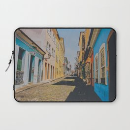 Pelourinho of Salvador Laptop Sleeve