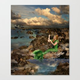 Ship Wretched Canvas Print